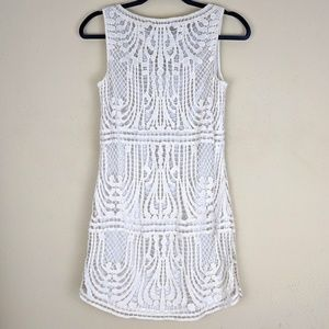 Urban Outfitters Dresses - UO Staring At Stars Crochet Lace Dress 0